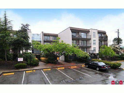 "Main Photo: 116 15238 100TH Avenue in Surrey: Guildford Condo for sale in ""Cedar Grove"" (North Surrey)  : MLS®# F1212854"