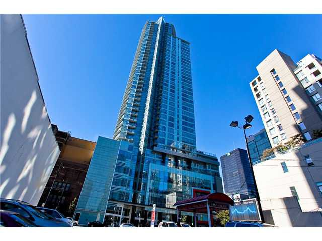 Main Photo: 3005 833 SEYMOUR Street in Vancouver: Downtown VW Condo for sale (Vancouver West)  : MLS®# V981334