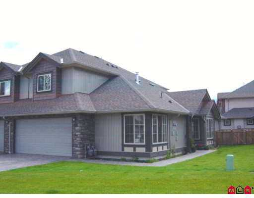"""Main Photo: 5 6450 BLACKWOOD LN in Sardis: Sardis West Vedder Rd Townhouse for sale in """"MAPLES"""" (H70)  : MLS®# H2602308"""