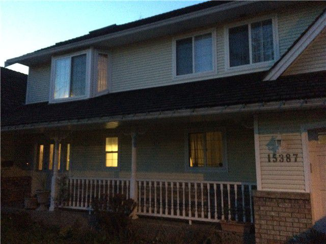 Main Photo: 15387 82ND AV in Surrey: Fleetwood Tynehead House for sale : MLS®# F1408608