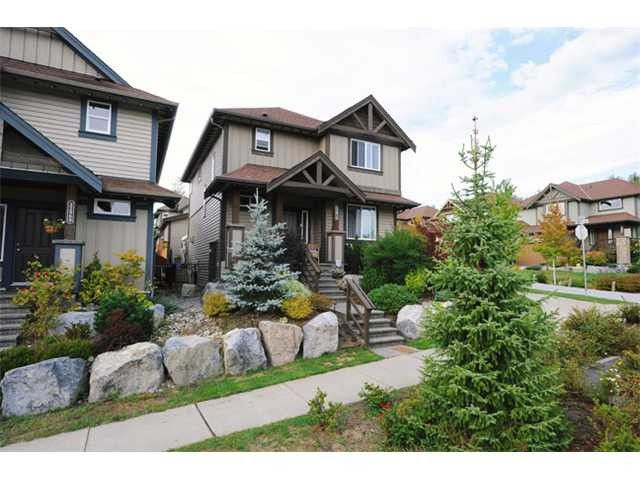 """Main Photo: 22975 136TH Avenue in Maple Ridge: Silver Valley House for sale in """"SILVER RIDGE (THE CREST)"""" : MLS®# V1080441"""