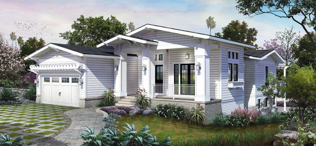 Main Photo: Residential for sale : 4 bedrooms : 1438 Eolus Avenue in Encinitas