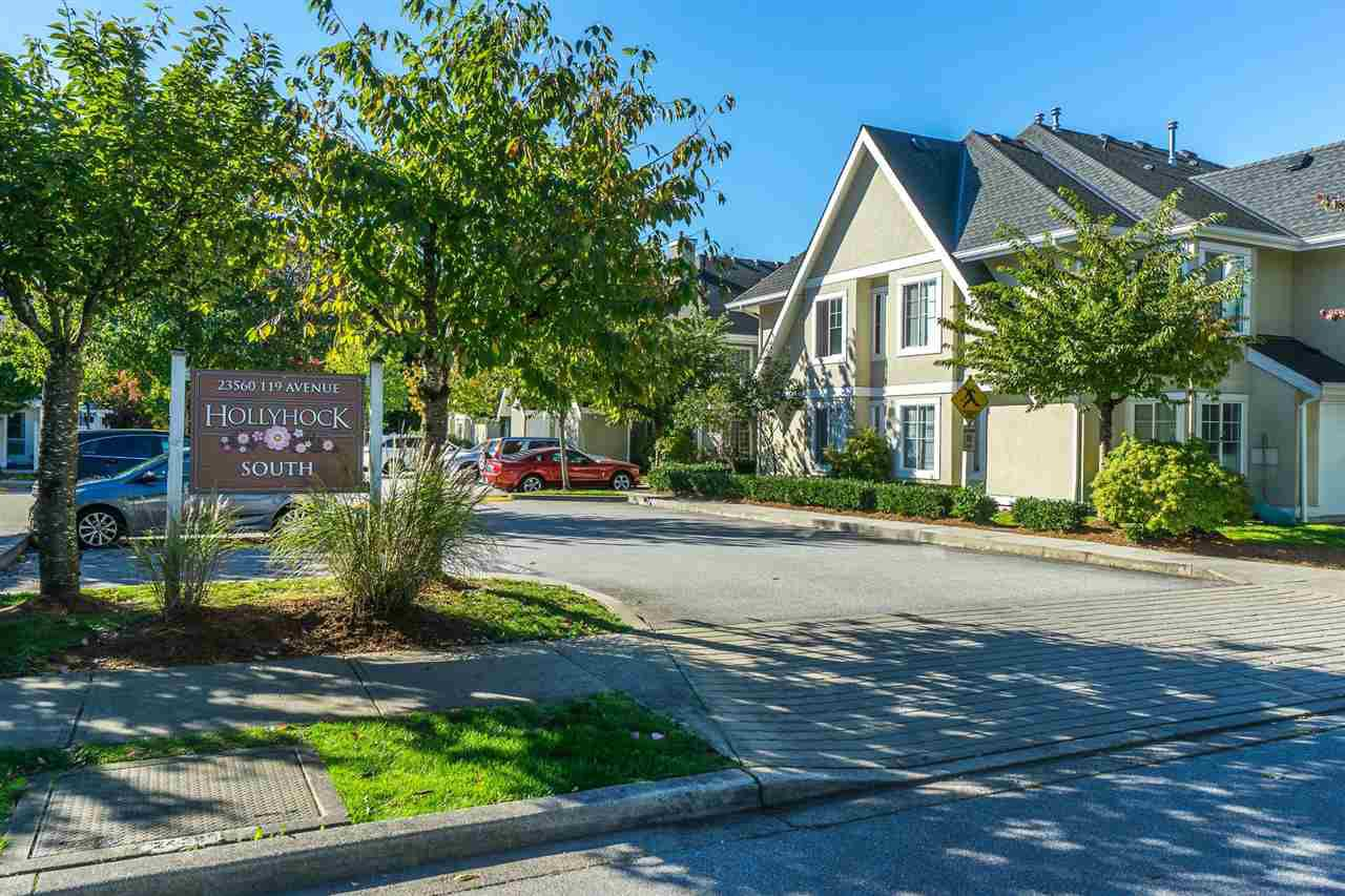 Main Photo: 8 23560 119 AVENUE in : Cottonwood MR Townhouse for sale : MLS®# R2311334
