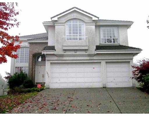 "Main Photo: 1572 WARBLER LN in Coquitlam: Westwood Plateau House for sale in ""WESTWOOD PLATEAU"" : MLS®# V561510"