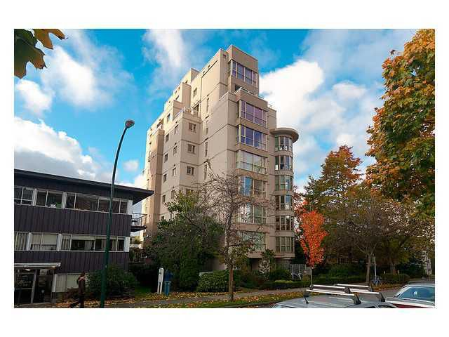 Main Photo: 101 1290 BURNABY Street in Vancouver: West End VW Condo for sale (Vancouver West)  : MLS®# V939014
