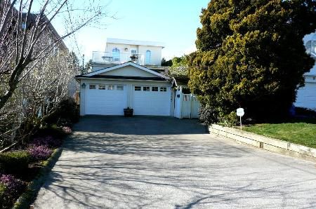 Main Photo: Ocean View in White Rock - see additional information for marketing brocure.