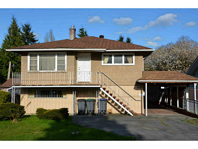 Main Photo: 10922 131A ST in Surrey: Whalley House for sale (North Surrey)  : MLS®# F1409235