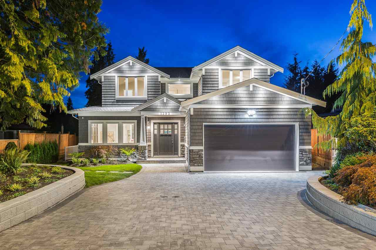 Main Photo: 1393 GREENBRIAR WAY in North Vancouver: Edgemont House for sale : MLS®# R2129164
