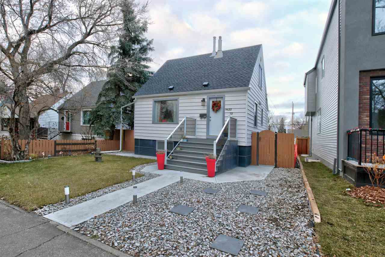 Main Photo: 9622 72 AV NW in Edmonton: Zone 17 House for sale : MLS®# E4135349