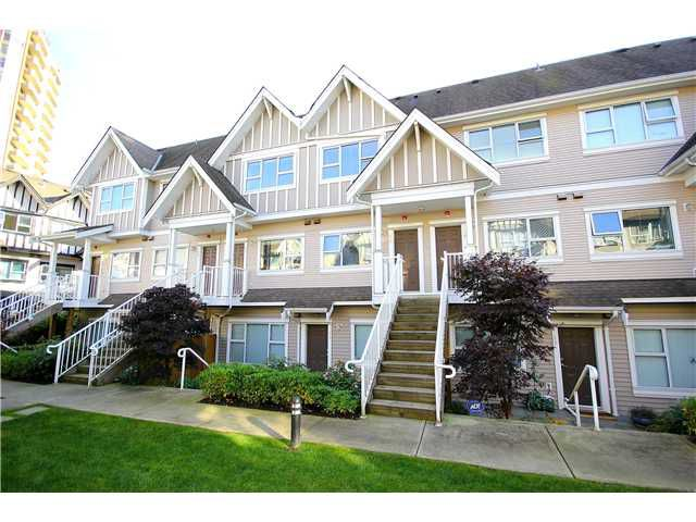 Main Photo: #15 730 Farrow Street in Coquitlam: Coquitlam West Condo for sale : MLS®# V912112