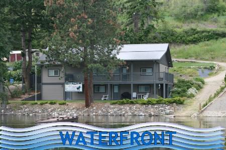 Main Photo: Little Shuswap Prime waterfront!