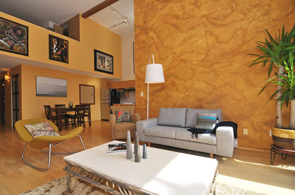 """Main Photo: # 205 980 W 22ND AV in Vancouver: Cambie Condo for sale in """"SIMON WESTSIDE LOFTS"""" (Vancouver West)  : MLS®# V970716"""