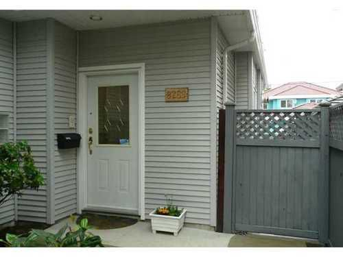 Main Photo: 8289 HUDSON Street in Vancouver West: Marpole Home for sale ()  : MLS®# V831208