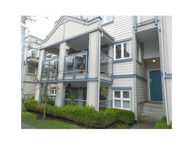Main Photo: 625 W 7TH AV in Vancouver: Fairview VW Condo for sale (Vancouver West)  : MLS®# V990707