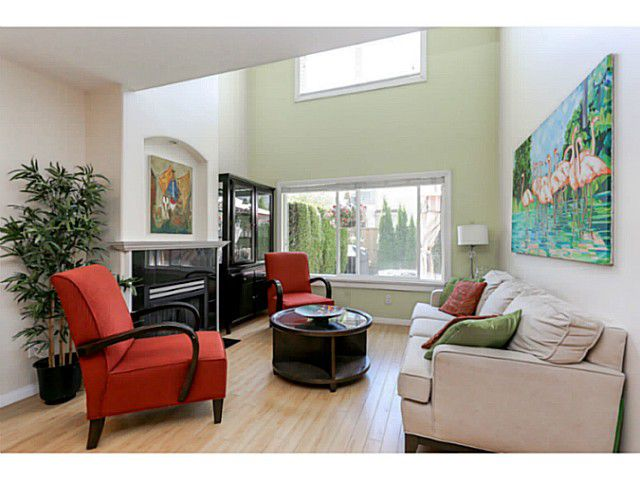 Main Photo: # 25 1370 RIVERWOOD GT in Port Coquitlam: Riverwood Condo for sale : MLS®# V1129843