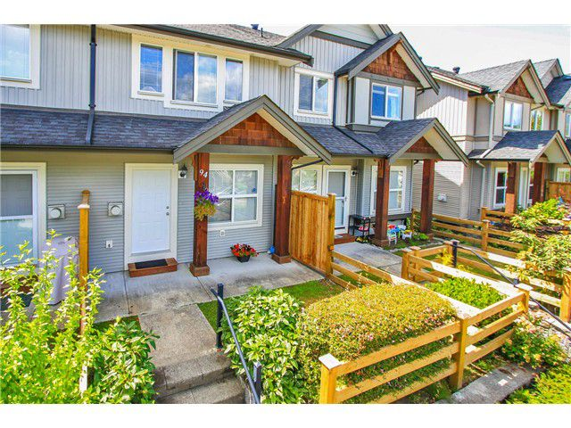 Main Photo: # 94 1055 RIVERWOOD GATE BB in Port Coquitlam: Riverwood Condo for sale : MLS®# V1130255