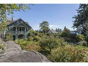 Main Photo: 4762 The Highway in West Vancouver: Olde Caulfeild House for sale : MLS®# v1142494