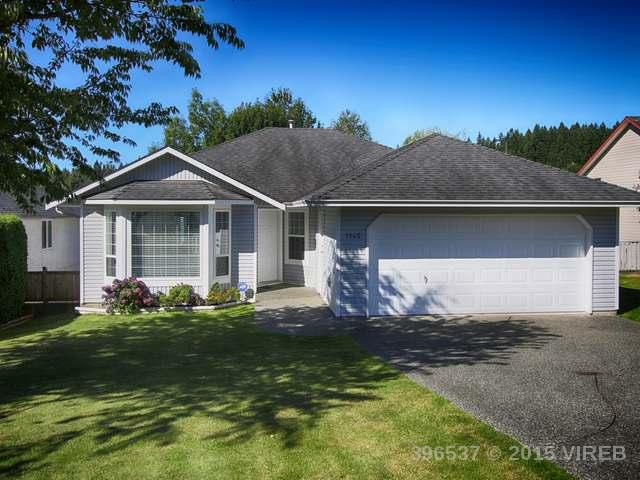 Main Photo: 1145 Blesbok Road in Campbell River: House for sale : MLS®# 396537