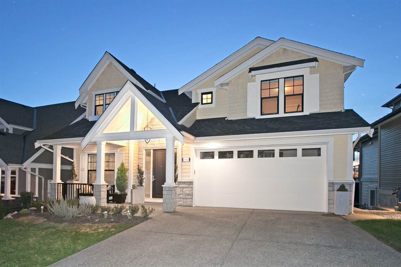 Main Photo: 13367 235A STREET in Maple Ridge: Silver Valley House for sale : MLS®# R2039011