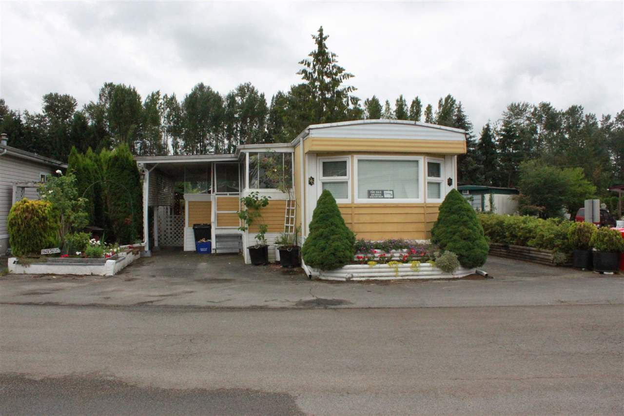 Main Photo: 96 201 CAYER STREET in Coquitlam: Maillardville Manufactured Home for sale : MLS®# R2079109