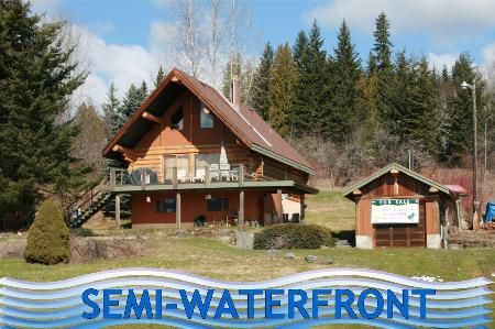 Main Photo: Semi-Waterfront Opportunity!