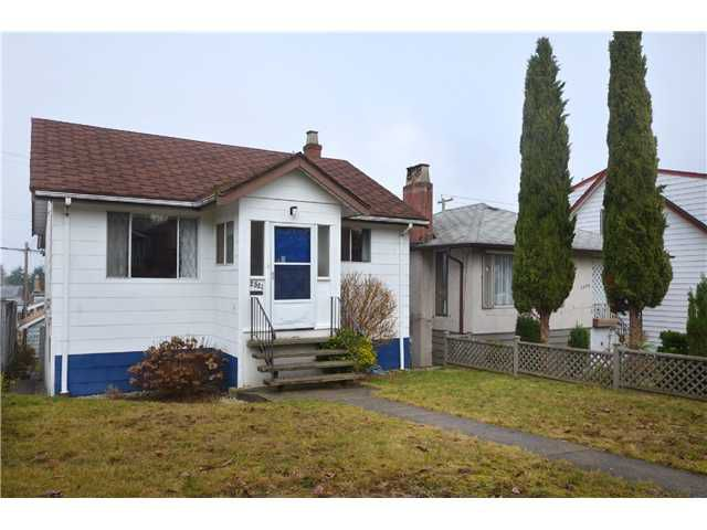 "Main Photo: 2521 E 28TH Avenue in Vancouver: Collingwood VE House for sale in ""Collingwood"" (Vancouver East)  : MLS®# V1009160"