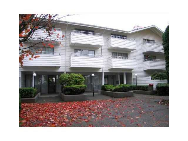 "Main Photo: # 315 707 8TH ST in New Westminster: Uptown NW Condo for sale in ""THE DIPLOMAT"" : MLS®# V1010308"