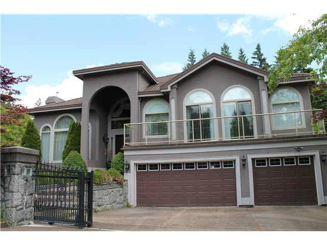 Main Photo: 3339 Plateau Blvd. in Coquitlam: Westwood Plateau House for sale : MLS®# V1112032