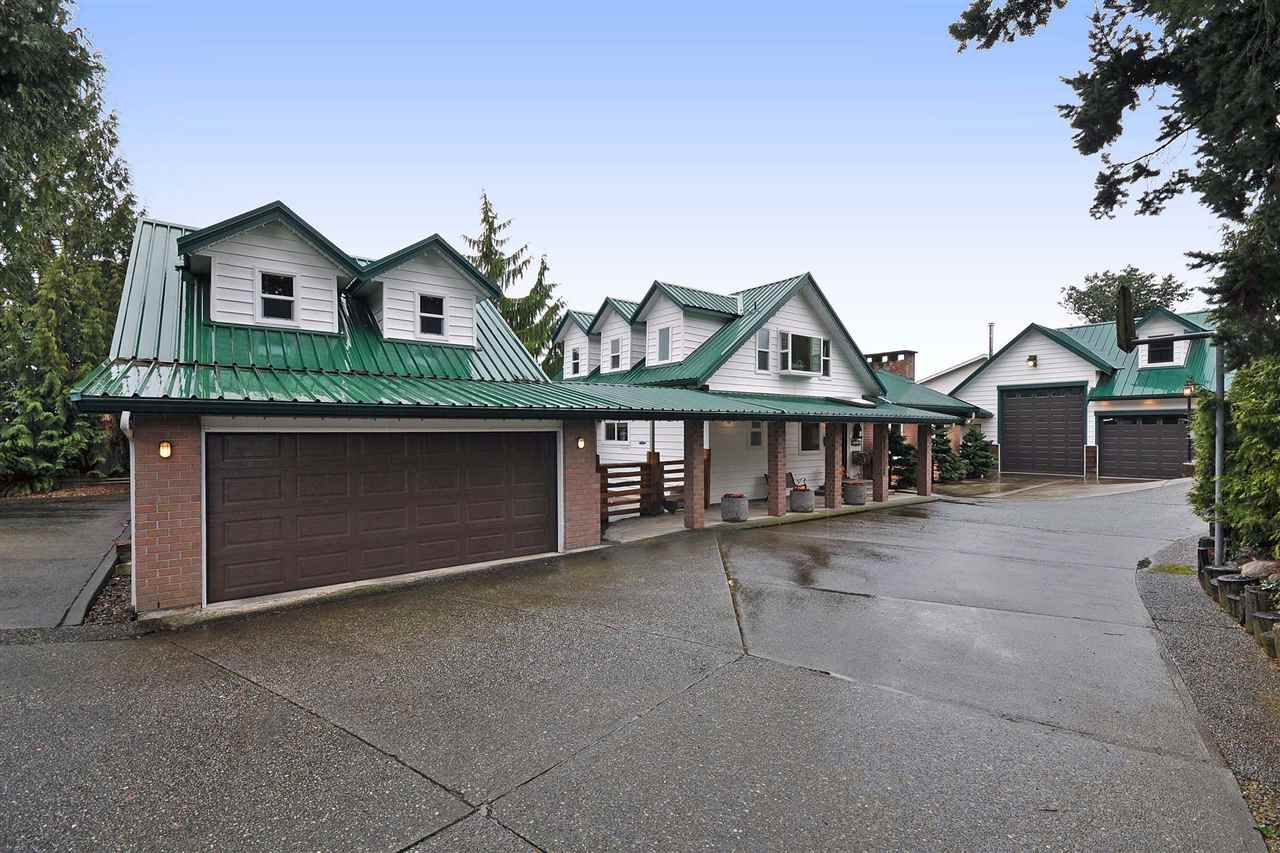 Main Photo: 35238 MARSHALL ROAD in Abbotsford: Abbotsford East House for sale : MLS®# R2044861