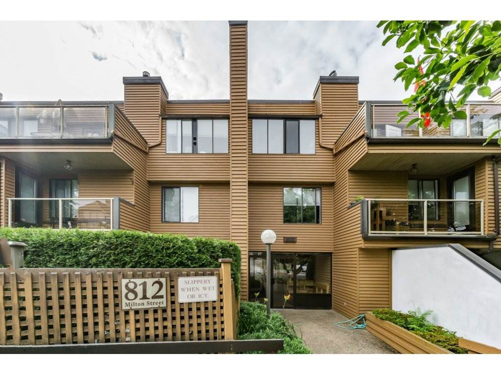 Main Photo: 205 812 Milton Street in New Westminster: Condo for sale : MLS®# r2082747