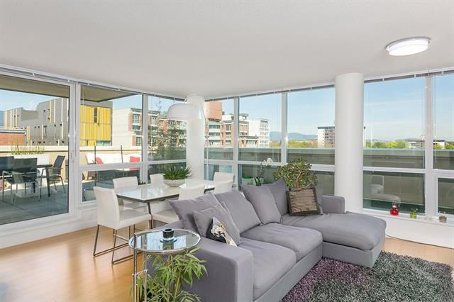 Main Photo: 804 718 Main in Vancouver: Mount Pleasant VE Condo for sale (Vancouver East)  : MLS®# r2168485
