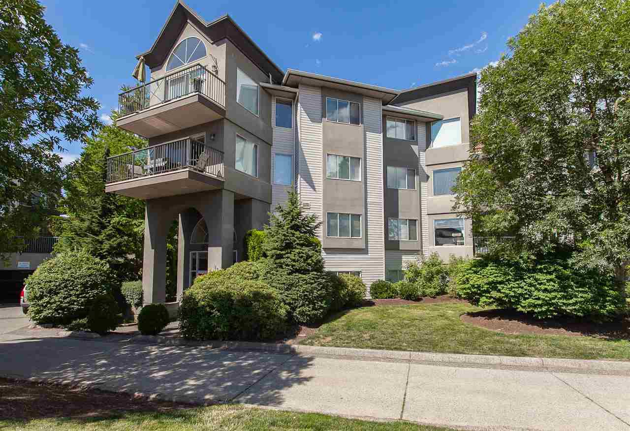 Main Photo: #322 32725 George Ferguson Way in Abbotsford: Central Abbotsford Condo for rent