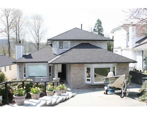 Main Photo: 534 SAN REMO DR in Port Moody: House for sale : MLS®# V943795