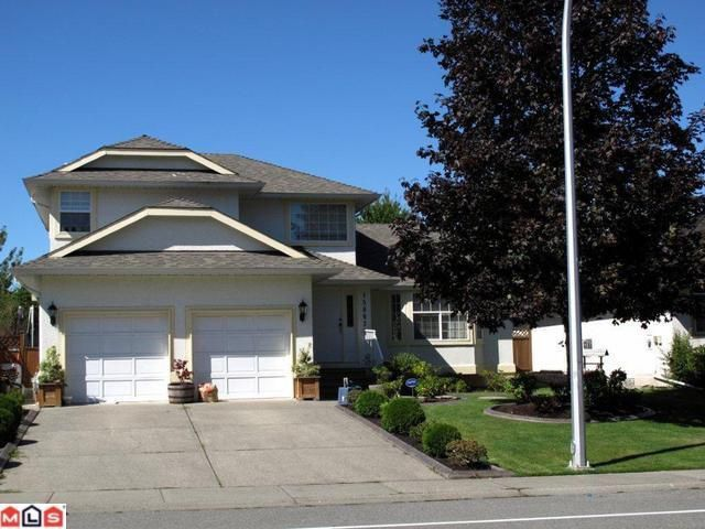 Main Photo: 15863 80TH Avenue in Surrey: Fleetwood Tynehead House for sale : MLS®# F1216836