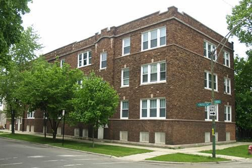 Main Photo: 3840 ROSCOE Street Unit 3 in CHICAGO: Avondale Rentals for rent ()  : MLS®# 08105206