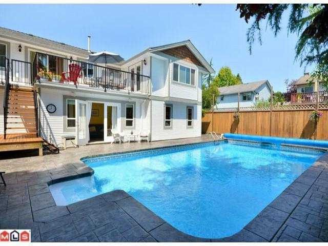 Main Photo: 1024 160A Street in SURREY: King George Corridor House for sale (South Surrey White Rock)  : MLS®# F1302381
