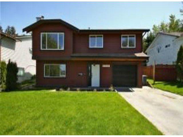 "Main Photo: 11588 138B Street in Surrey: Bolivar Heights House for sale in ""Bolivar Heights"" (North Surrey)  : MLS®# F1310940"