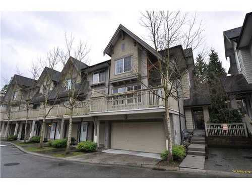 Main Photo: 20 8415 CUMBERLAND Place in Burnaby East: The Crest Home for sale ()  : MLS®# V930578