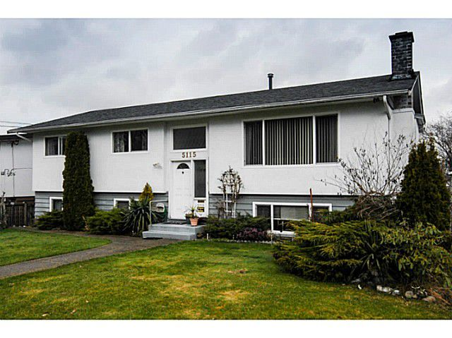 Main Photo: 5115 WOODSWORTH ST in Burnaby: Greentree Village House for sale (Burnaby South)  : MLS®# V1051915
