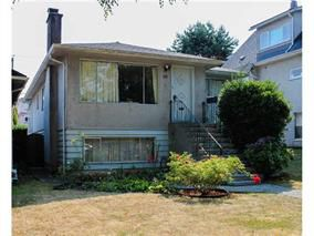 Main Photo: 50 E 37th Avenue in Vancouver: Main House for sale (Vancouver East)  : MLS®# V1139442