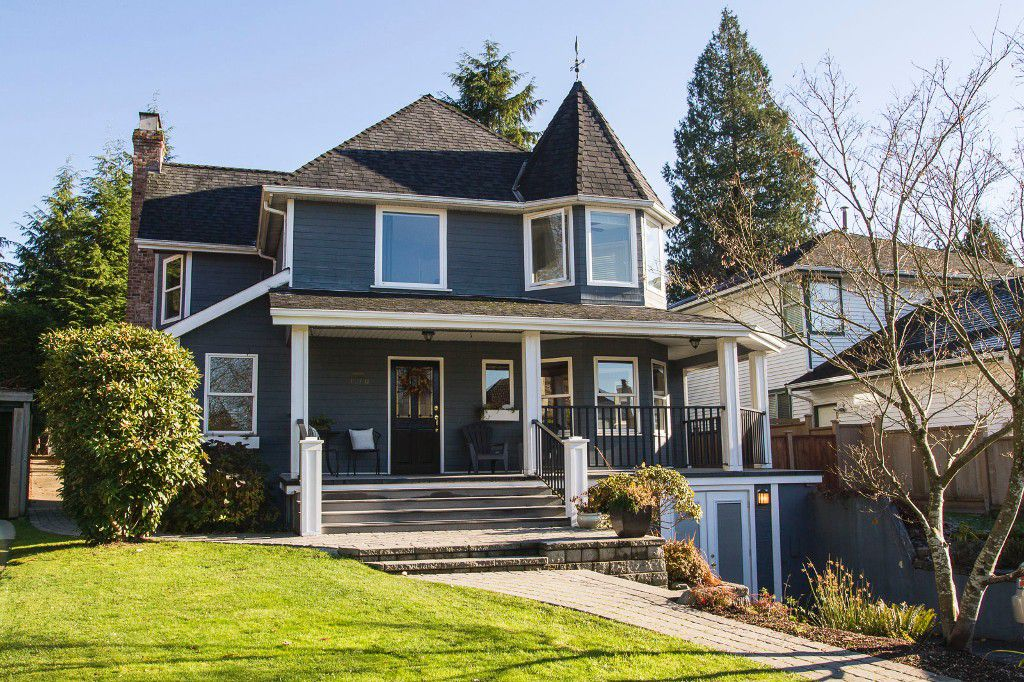 Main Photo: 1260 Clegg Place in North Vancouver: Indian River House for sale : MLS®# R2016613