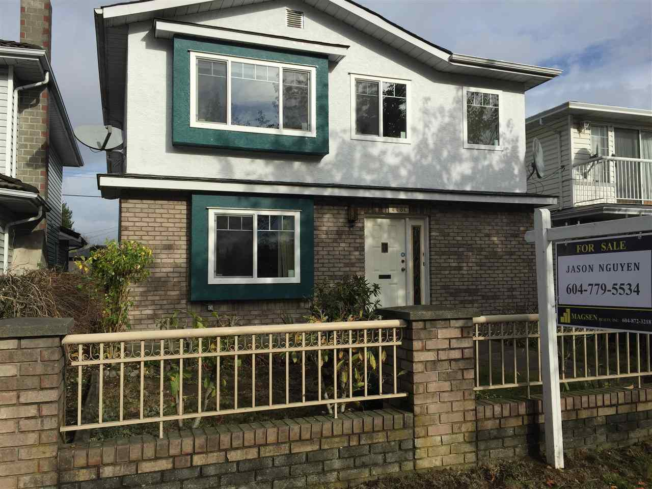 Main Photo: 1781 E 49TH AVENUE in Vancouver: Killarney VE House for sale (Vancouver East)  : MLS®# R2011605