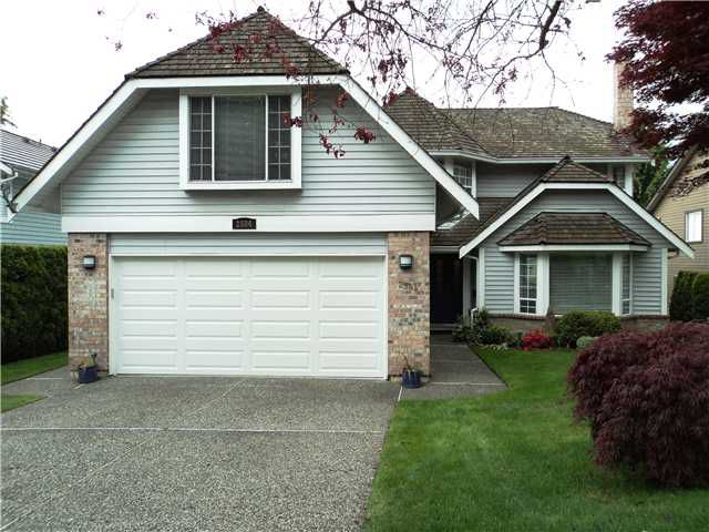 Main Photo: 2584 TRILLIUM Place in Coquitlam: Summitt View House for sale : MLS®# V953370