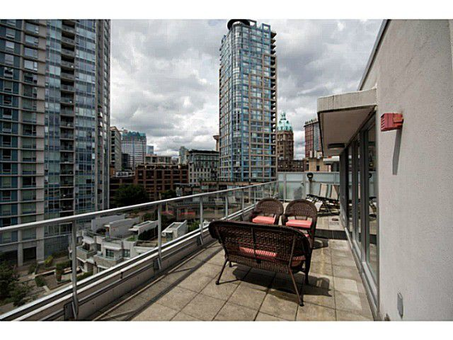 Main Photo: 803 633 ABBOTT Street in Vancouver: Downtown VW Condo for sale (Vancouver West)  : MLS®# V1014514