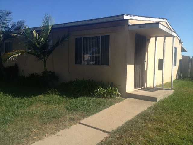 Main Photo: CLAIREMONT Home for sale or rent : 2 bedrooms : 3463 Clairemont Mesa in San Diego