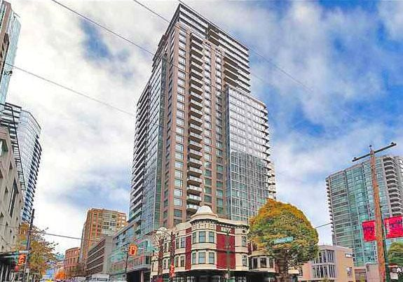Main Photo: 3102 888 HOMER STREET in Vancouver: Downtown VW Condo for sale (Vancouver West)  : MLS®# R2049206