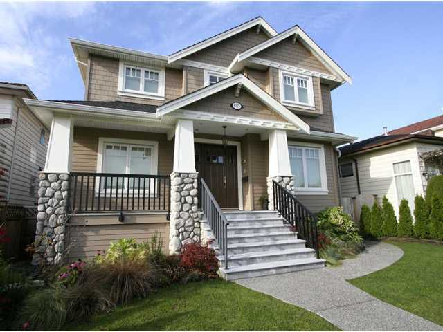 Main Photo: 8131 SELKIRK Street in Vancouver: Marpole House for sale (Vancouver West)  : MLS®# V979299