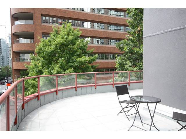 Main Photo: # 302 811 HELMCKEN ST in Vancouver: Downtown VW Condo for sale (Vancouver West)  : MLS®# V1008049