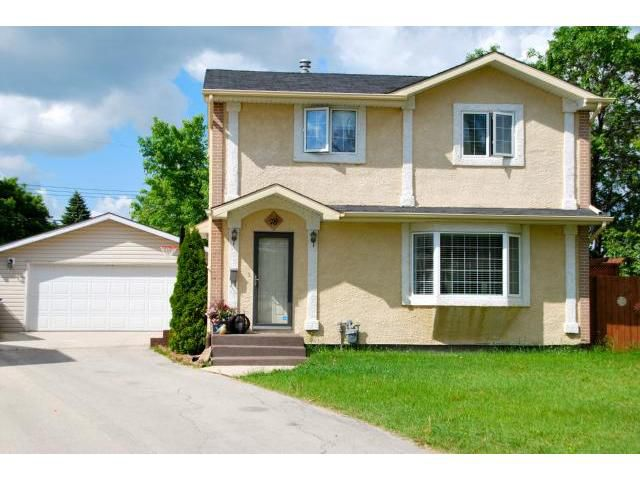 Main Photo: 78 Braintree Crescent in WINNIPEG: St James Residential for sale (West Winnipeg)  : MLS®# 1312743