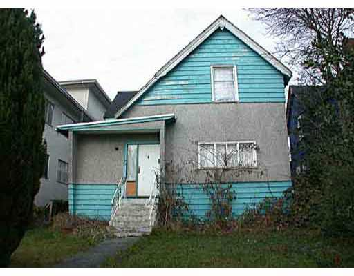 Main Photo: 307 CARNARVON ST in : Downtown NW House for sale : MLS®# V317438